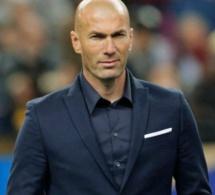 Ldc : Real Madrid – Zidane très heureux de sa qualification en huitième
