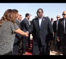 Vidéo inédite : Visite du Président Macky Sall au Parc solaire de Benban en Egypte