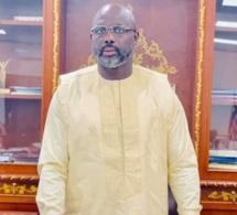 Gorges Weah félicite Sadio Mané et invite les jeunes à s'inspirer de lui