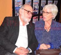 11eme Anniversaire Rewmi quotidien: L'ex sénateur Français Robert Hue marque sa présence.