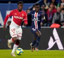 Keita Baldé tient le choc face à Gana Gueye (PSG 3-3 Monaco)