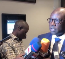 En Direct hôtel pullman : Le discours du directeur de l'UPIC Mr Amadou Seck Eurogerm