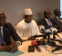 Déjeuner UPIC: En direct de pullman discours du  Ministre du Développement Industriel, Moustapha Diop
