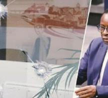 Son bureau criblé de balles, le député Karamba Diaby dénonce une intimidation