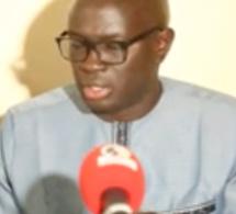 Elections LDBB - Samba Gueye : «La seule chose que je retiens de Baba Tandian...»