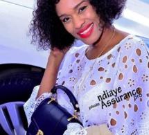 Ndeye Ndack plus rayonnante que jamais dépose ses valises à la 2Stv….