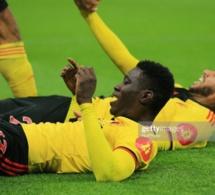 Ismaila Sarr a été nommé homme du match contre Tottenham