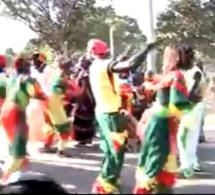 REVIVEZ LE  Carnaval de Kafountine en 2008
