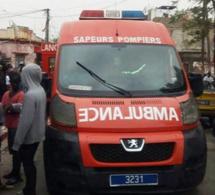 Guédiawaye : un garçon de 3 ans tombe du 3ème étage et meurt