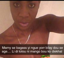 « Kocc diap na copine Ama Balde » Voici la vidéo 53 s qui affole les réseaux sociaux