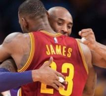 LeBron James rend un hommage émouvant à Kobe Bryant