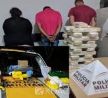 Au Cap-Vert, dix marins russes jugés pour trafic de cocaïne