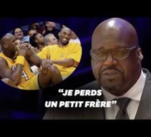En larmes, Shaquille O'Neal raconte comment il a appris la mort de Kobe Bryant