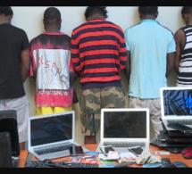 Yeumbeul : un réseau de huit cybercriminels nigérians démantelé