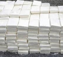 ''Grande Nigeria'' : un total de 1156 kg de cocaïne, estimés à 92,6 milliards Fcfa