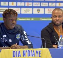 Amadou Dia Ndiaye « J'ai envie de suivre les traces de Sadio Mané, c'est mon modèle »