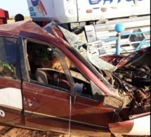 THIES: 3 morts et des blessés graves dans un accident sur l'axe Diogo-Fass Boye