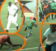 Vidéo: bataille rangée entre les supporters de l'As Pikine et ceux de Casa Sport.