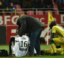 Dijon: Alfred Gomis souffre d'une rupture du ligament postérieur (officiel)