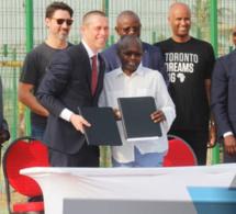 JOJ 2022: Signature d'une convention entre les Comités Olympiques sénégalais et canadien