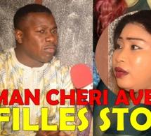VIDÉO: L'épouse de Djiby Dramé, Maman chérie met en garde aux filles qui courent derrière son mari