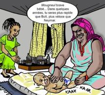 Massage traditionnel du nourrisson : Le «damp», une protection pour l'enfant