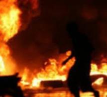 Violent incendie au quartier Tefess de pêche de Mbour : une trentaine de pirogues, des moteurs et des cantines calcinés