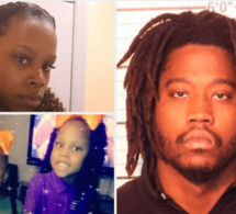 États-Unis : Un homme étrangle sa petite amie, ses deux filles et les immole par le feu