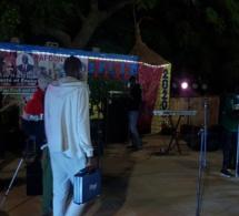 VIDÉO: TITI et son barri bagace en mode sound check au Carnaval du sud de Kafountine