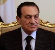 Egypte : L'ancien président Hosni Moubarak est mort