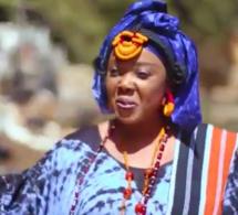 Nouveau Clip  » NJANGAAN  » D' Aminata Khass, artiste et greffière au Tribunal de Dakar