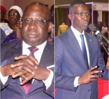VIDÉO: Réactions du ministre Dame Diop et du Pdt Mbagnick Diop de Promo Consulting sur la réussite du Salon International de l'Artisanat de Dakar.