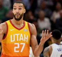 NBA: Rudy Gobert touché par le coronavirus, la ligue suspend la saison