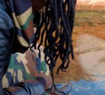 """VIDÉO OFFICIELLE: Le percussioniste de Waly Seck Mbaye Sy Ndiaye """"KAZURAJAB"""" dédiée à Serigne Fallou. REGARDEZ"""
