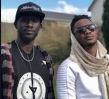 """VIDÉO: Émouvant comment Dayza et Ara du groupe """"Akhlou Brick"""" ceux sont rencontrés"""