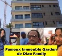 VIDÉO: Voici le fameux immeuble Garden du milliardaire Baba Diao qui a couté la vie à Hiba Thiam la nuit du vendredi 03 avril