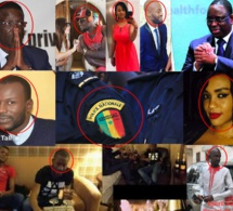 Votre  nouvelle emission TANGE SHOW: Affaire Hiba Thiam, mandat de dépot Dame Amar et cie, Controle Judiciare, Hisséne Habré, Macky Sall, Amadou Ba C0vid-19... Regardez