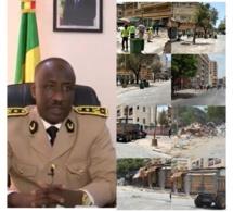 Désencombrement du marché Sandaga :Le préfet de Dakar-Plateau explique