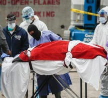 Coronavirus: 1.738 morts aux Etats-Unis en 24 heures