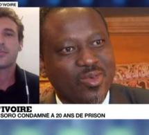 Urgent -Côte d'Ivoire : Guillaume Soro condamné à 20 ans de prison