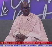 """Pr Mame Ousmane Ndiaye: """"""""Je t'aime Ak Bisou Yaxoul Koor"""""""
