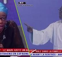 """Débat Houleux entre Père Mbaye Ngoné et Maman Aicha """"Boul Ma Sosal… Nagne Dem Angle Mouss…"""""""