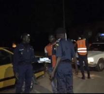 Mbour: Plusieurs personnes arrêtées en plein couvre feu