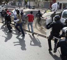 Couvre-feu à Thiaroye: des policiers sauvagement agressés par des jeunes