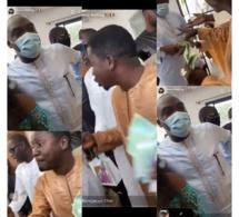 VIDÉO: En plein confinement, le griot des VIP Alassane Mbaye transforme le mariage de Bara Guéye en fiesta
