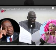 """Aprés la 2STV, Sa Ndiogou de Walf accuse Ya Awa """"guinaw bi ko 2stv jape sathna émission walf sa ndiogou plainte na ko"""""""