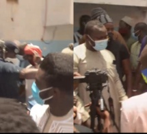 VIDÉO: Balla Gaye 2 chez Modou Lo pour présenter ses condoléances suit au rappelle à dieu de son père.