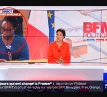 Vidéo : Sibeth Ndiaye fume sa cigarette en direct sur BFMTV et choque les internautes