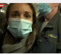 Déconfinement : les images hallucinantes de la ligne 13 du métro parisien totalement bondée (VIDEO)