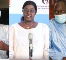 Assouplissement de l'état d'urgence : L'équipe de Marie Khémesse Ngom Ndiaye n'était pas informée